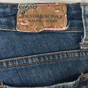 Ralph Lauren Denim & Supply Skinny Jeans 25/32
